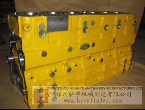 cylinder block 3066 s6k for caterpillar engine-zhongzhou hongyu machinery manufacturer ltd