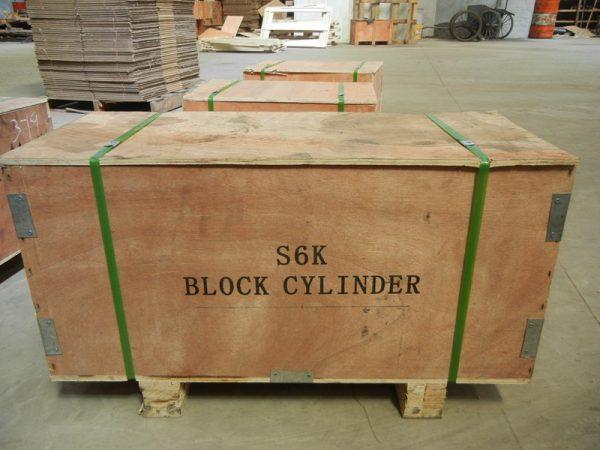 S6K cylinder block 3066 for caterpillar engine-zhongzhou hongyu machinery manufacturer ltd