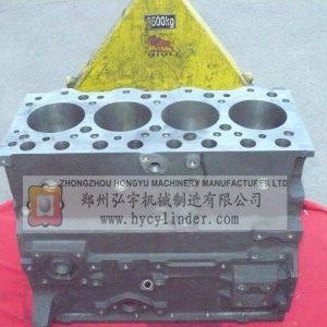 4D95 cylinder block for komatsu engine-Hongyu Machinery Manufacturer LTD
