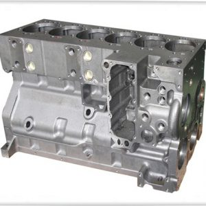 cummins cylinder block with single thermostat