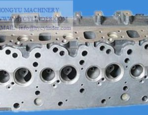 Isuzu 4HF1 cylinder head-zhongzhou hongyu machinery manufacturer ltd
