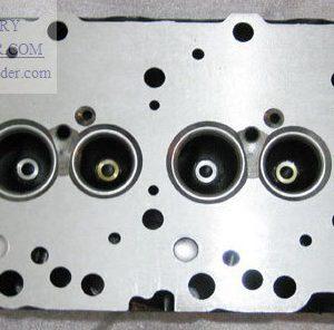 Isuzu 4JA1 cylinder head-zhongzhou hongyu machinery manufacturer ltd