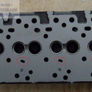 KIA XA CYLINDER HEAD OK48010100-zhongzhou hongyu machinery manufacturer ltd
