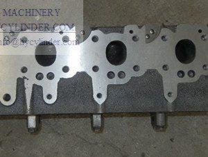 2LT cylinder head 11101-54121 for TOYOTA engine