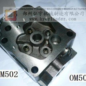 OM501/502 CYLINDER HEAD FOR BENZ TRUCK ENGINE