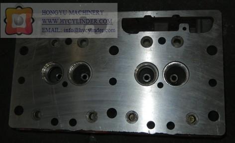 Yamz 170 cylinder head