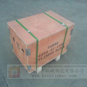 Komatsu S4D95 Cylinder Block