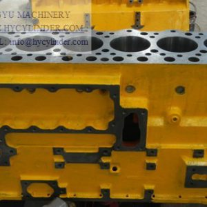 Komatsu S6D95 Cylinder Block